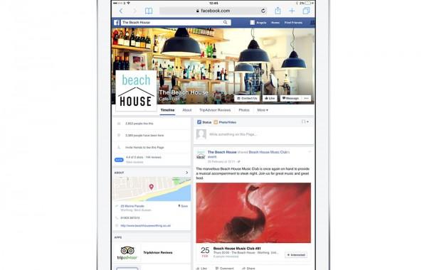 Social Media Marketing for Sussex