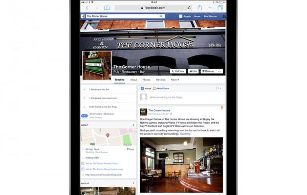 Worthing Facebook Account Management