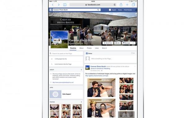 Facebook Social Media Management Sussex