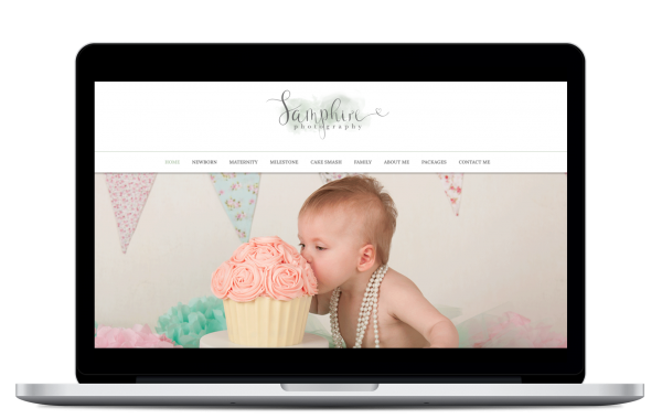 Wordpress Website Design Sussex | Samphire Photography
