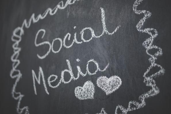social media in worthing