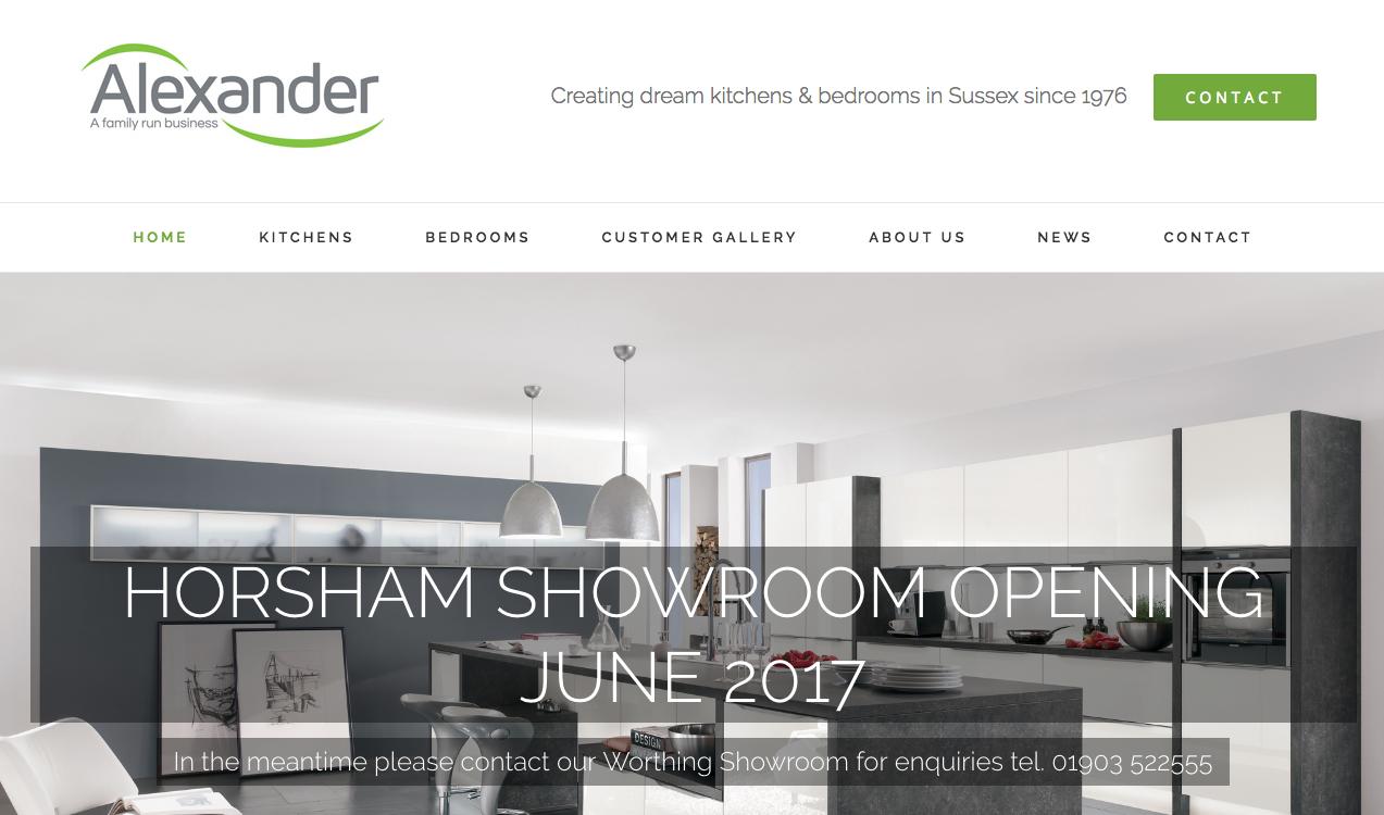 Web Design in Horsham by Hit Refresh